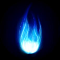 Úspora plynu ikona